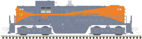 Atlas 40003082 N Long Island RS-1 Locomotive (Grey/Orange) #463