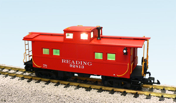 USA Trains R12168 G Reading Center Cupola Caboose (Red)