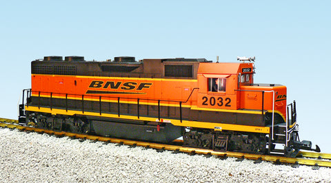 USA Trains R22230 G Burlington Northern Santa Fe GP 38-2 Diesel Locomotive #2032