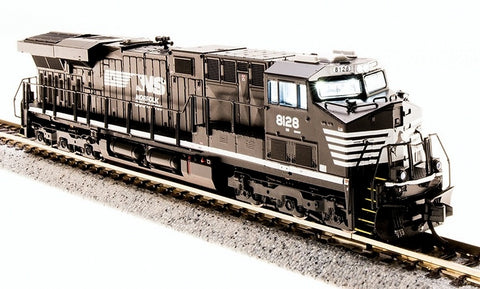 Broadway Limited 3541 N Norfolk Southern GE ES44AC Paragon3 #8130