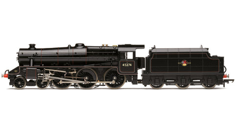 Hornby R3453 OO BR 4-6-0 'Black 5' Class 5MT - Late BR #45274