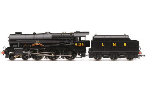 Hornby R3557 OO LMS 4-6-0 'Royal Army Service Corps' Royal Scot Class #6126
