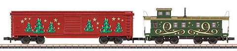 Marklin 82302 Z Christmas Add-On Car Set