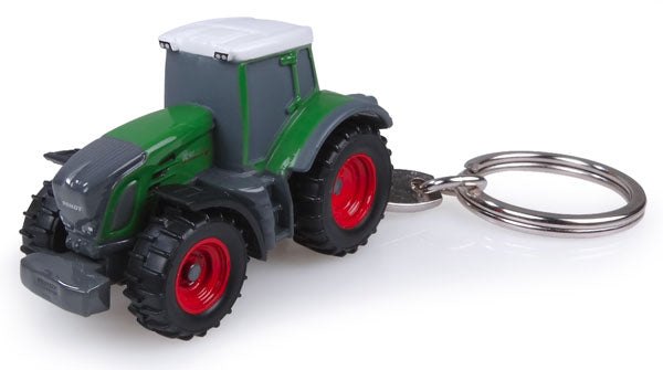 "Universal Hobbies 5831 Fendt 939 Vario Tractor ""Nature Green"" Key Ring"