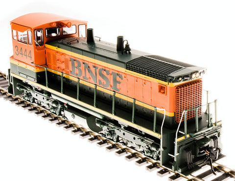 Broadway Limited 5447 HO Burlington Northern Santa Fe EMD SW1500 Diesel Loco
