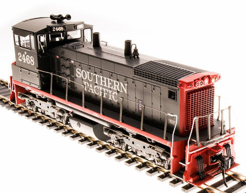 Broadway Limited 5458 HO Southern Pacific EMD SW1500 Diesel Locomotive #2468