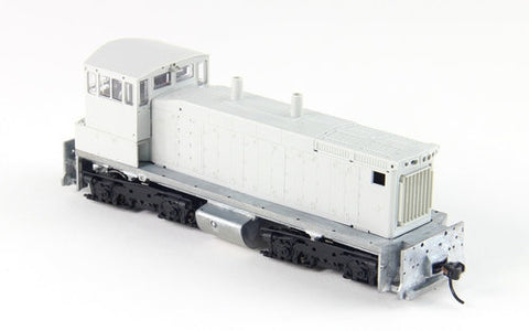 Broadway Limited 5462 HO Unpainted EMD SW1500 Paragon3 Sound/DC/DCC