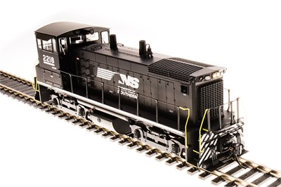 Broadway Limited 5451 HO Norfolk Southern EMD SW1500 #2230