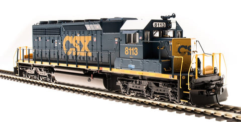 Broadway Limited 5369 HO CSX EMD SD40-2 Diesel Loco Paragon3 Sound/DC/DCC #8113