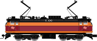 Atlas 10001683 HO Milwaukee Road AEM-7/ALP-44 with Sound & DCC #E100