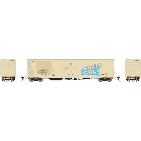 Athearn 24794 N TPIX 57' Mechanical Reefer #140