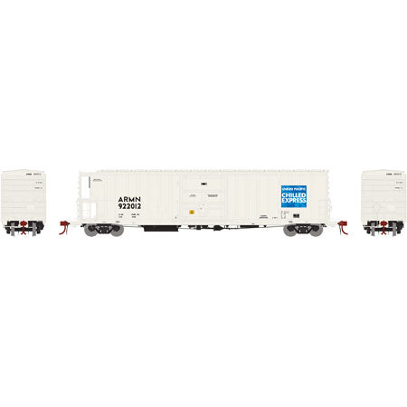 Athearn 24895 N UP/ARMN/Chilled 57' Mech Reefer with Sound #922012