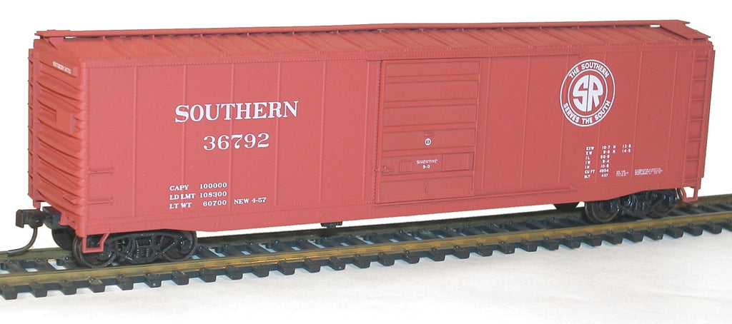 Accurail 5506 HO Southern Railway 50' Steel Riveted Boxcar