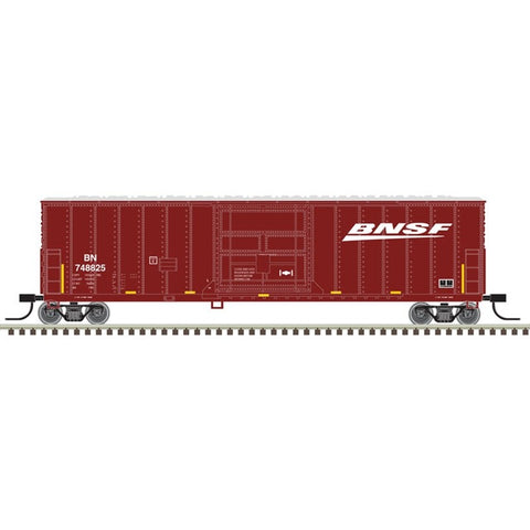 Atlas 50003573 N BNSF 50' Fruit Growers Express Box Car #748899