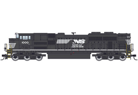Walthers 910-19841 HO Norfolk Southern EMD SD70ACe - ESU Sound & DCC #1000