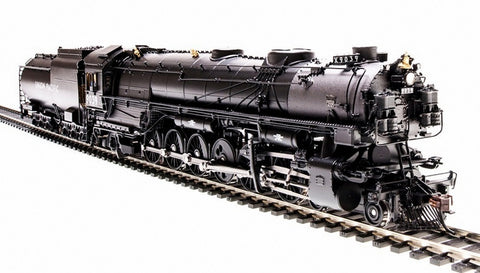 Broadway Limited 4992 HO Union Pacific P3 4-12-2 Steam Loco/DC/DCC Sound