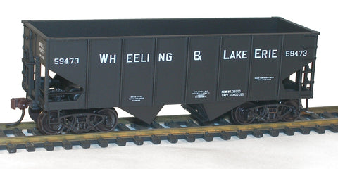 Accurail 2584 HO Wheeling & Lake Erie USRA Twin Hopper