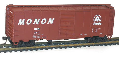 Accurail 3554 HO KIT 40' AAR Box, Monon
