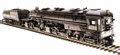 Broadway Limited 5188 HO Southern Pacific Cab Forward 4-8-8-2 AC4 #4110