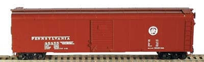 Bowser 41656 HO Pennsylvania Circle Keystone X32 2 Door Box Car #48995