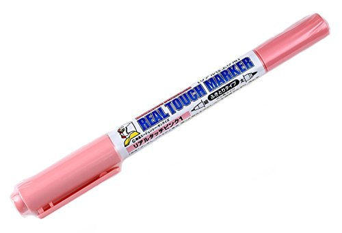 GUNZE GM410 Real Touch Pink 1 Marker Pens