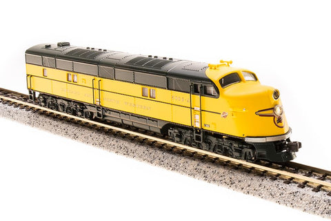 Broadway Limited 3589 N Chicago & North Western E6 A-Unit Diesel Loco #5006-B
