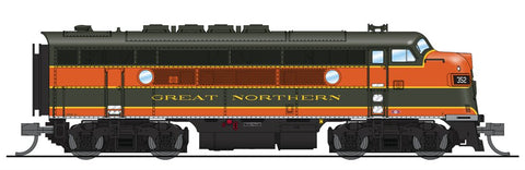 Broadway Limited 3490 N Great Northern EMD F3A Diesel Loco Paragon3 Sound #352