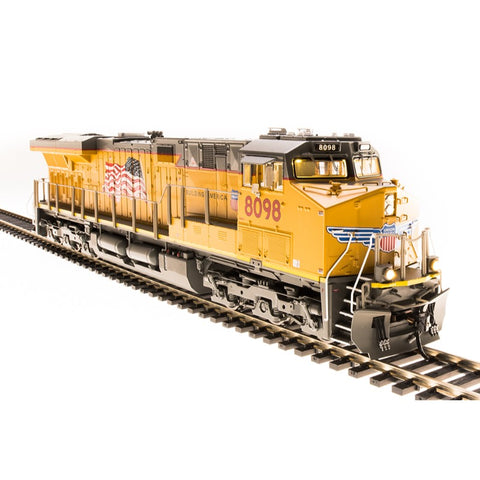 Broadway Limited 5489 HO Union Pacific GE ES44AC Diesel Loco Paragon3 #8108