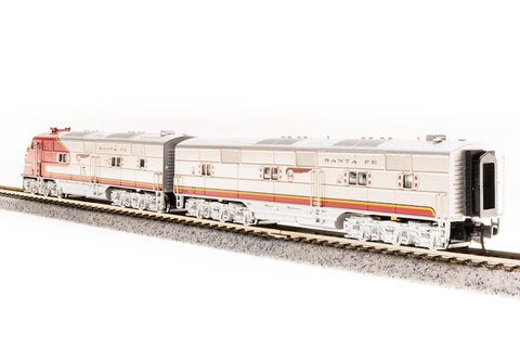 Broadway Limited 3584 N Santa Fe EMD E6 B-Unit Diesel Loco Paragon3 Sound #12A