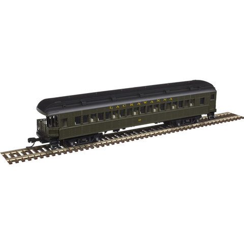 Atlas 50003823 N Lackawanna Trainman ACF 60' Observation Car #97