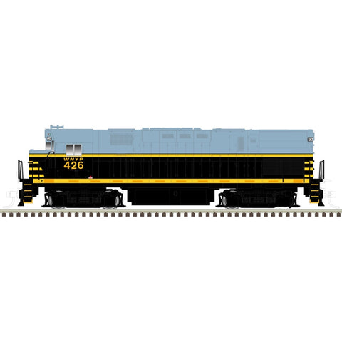 Atlas 10002530 HO Western New York & Pennsylvania C424 #426