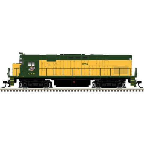Atlas 10002543 HO Chicago & North Western C425 Phase2 #4257