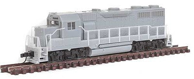 Atlas 40003155 N Undecorated Phase 1B GP-35 Diesel Locomotive with DCC with DB