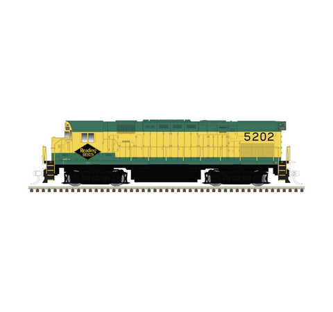 Atlas 10002557 HO Reading C424 Phase 3 Locomotives with DCC & Sound #5206