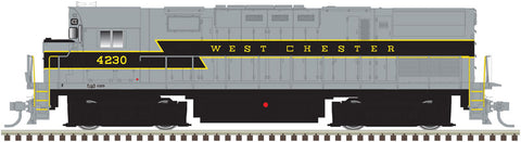 Atlas 10002552 HO West Chester Railroad C424 with DCC & Sound #4230
