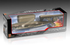 Pegasus Hobby 8903 1:18 V1 Flying Bomb Assembled