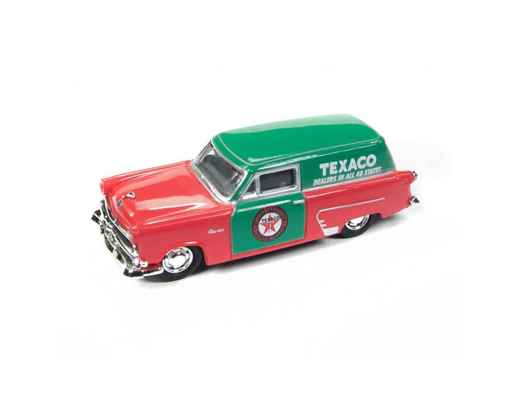 Classic Metal Works 30503 HO Ford Delivery Truck Texaco Salesman Car 1953