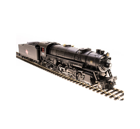 Broadway Limited 5549 HO Milwaukee Road 2-8-2 Mikado with Sound & DCC #308