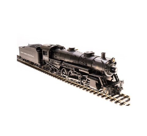 Broadway Limited 5571 HO New York Central 2-8-2 Lt Mikado with Sound & DCC #5102