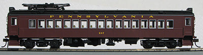 Con-Cor 0001-094772 HO Pennsylvania Electric MumP54 MU with Pantograph #603
