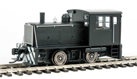 Walthers 910-10012 HO Unlettered Plymouth ML-8 Industrial Switcher Steam Locomotive with Decals