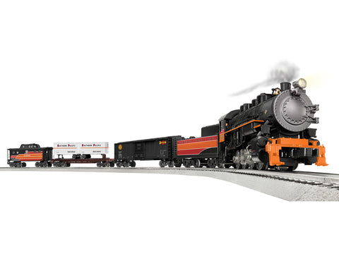 "Lionel 6-84726 O Southern Pacific ""Rising Sun"" LionChief Set with Bluetooth"