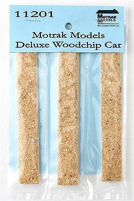 Motrak Models 11201 N Woodchip Loads for Deluxe Woodchip Hopper (3)