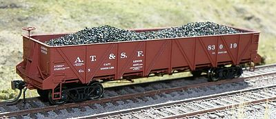 Motrak Models 81655 HO Coal Loads for Intermountain Caswell Gondola (2)