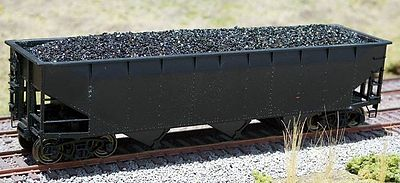 Motrak Models 81102 HO Coal Loads for Accurail 70 Ton Hopper (2)