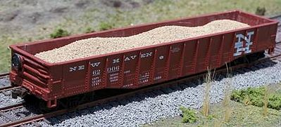 Motrak Models 81204 HO Sand Loads for Athearn 50' Mill Gonodola (2)