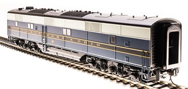 Broadway Limited 5399 HO Baltimore & Ohio EMD E6 B-Unit Diesel Loco #58x