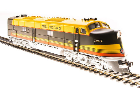 Broadway Limited 5402 HO Seaboard Air Line EMD E6 A-unit Paragon3 #3015