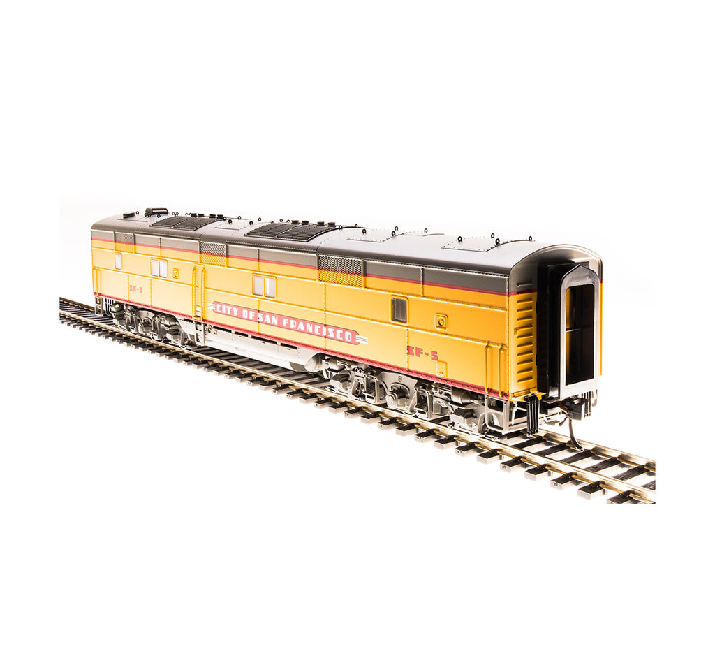 Broadway Limited 5405 HO Union Pacific/C&NW EMD E6 B-Unit Diesel Loco #SF-6