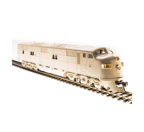 Broadway Limited 5421 HO Undecorated EMD E7 A-unit Dual Headlight Paragon3